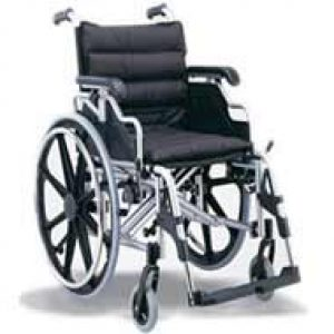battery operated wheelchair