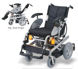 Lightweight Electric Wheelchair