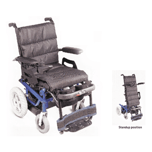 Motorized Wheelchair ( Power Wheel-Chair ) P-102
