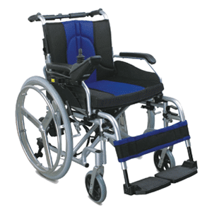 Motorized Wheelchair ( Power Wheel-Chair ) P-105